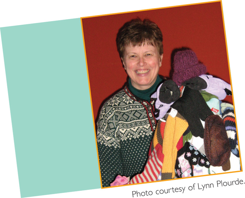 January 2009 Meet Lynn Plourde