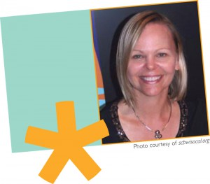 January 2013 Meet Lisa Wheeler