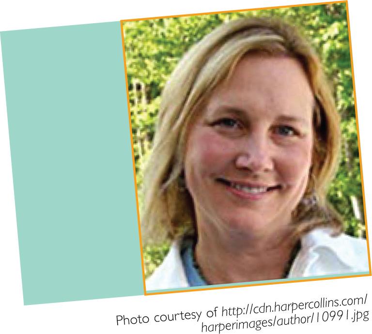 March 2009 Meet Katherine Applegate
