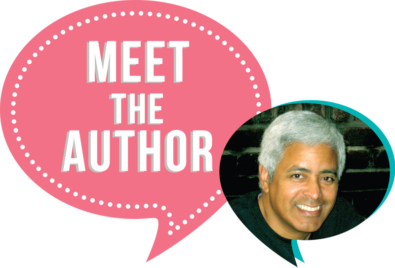 March 2015 Meet the Author