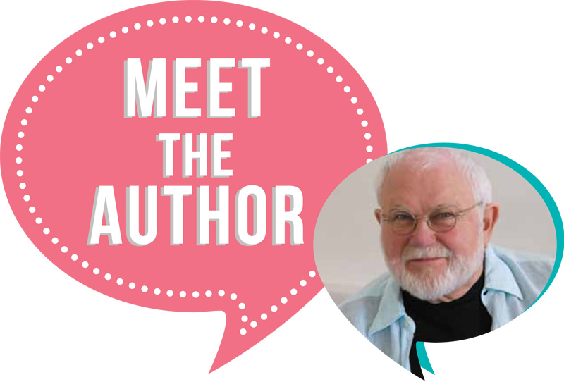 March 2016 Meet the Author