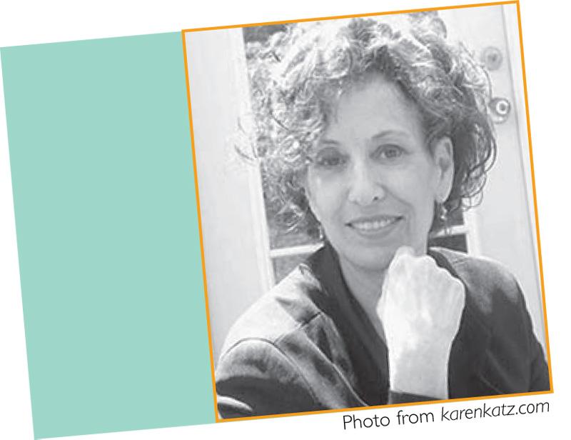 August/September 2010 Meet Karen Katz