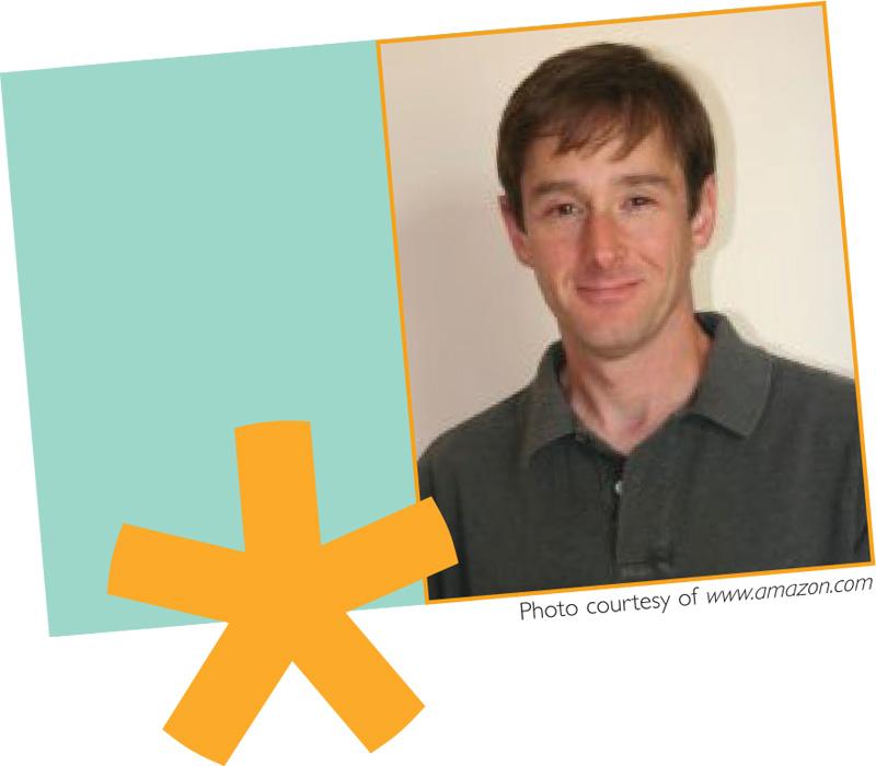August/September 2012 Meet Michael Kaplan