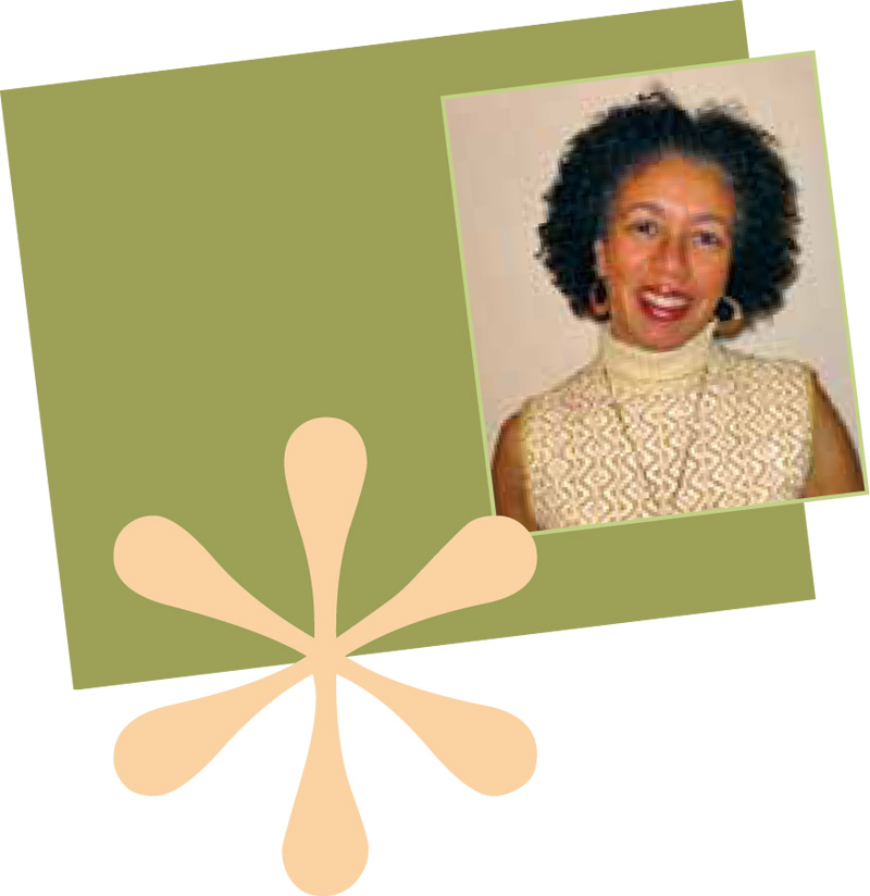 August/September 2013 Meet Carol Boston Weatherford