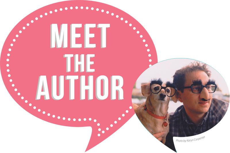 August/September 2014 Meet the Author
