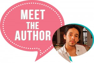 August & September 2015 Meet the Author
