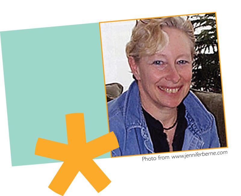 November 2011 Meet Jennifer Berne