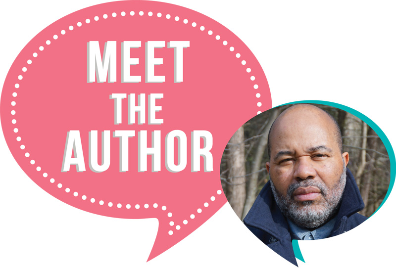 November 2015 Meet the Author