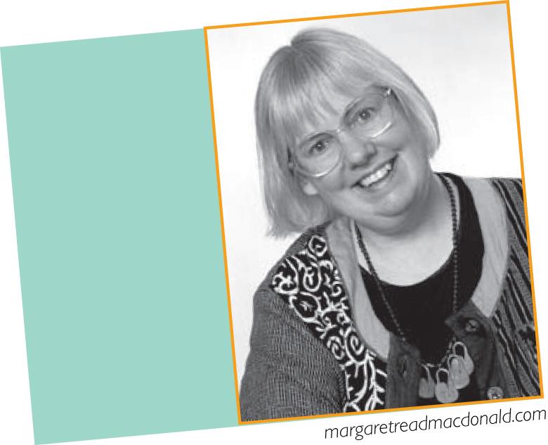 December 2010 Meet Margaret Read MacDonald