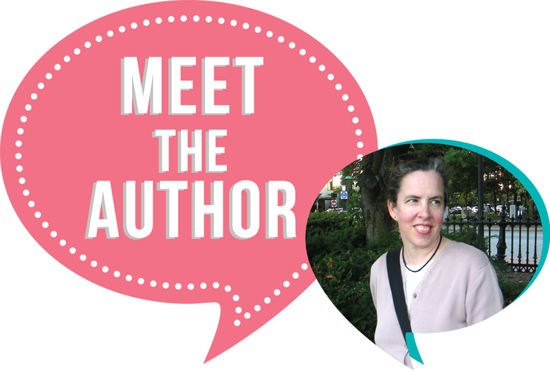 December 2015 Meet the Author