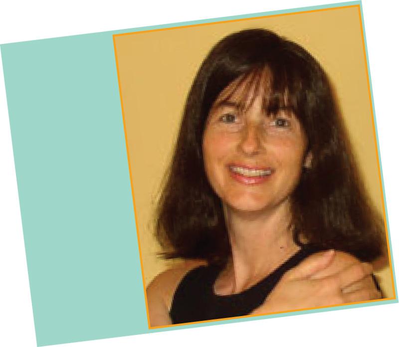 March 2007 Meet Jacqueline Davies