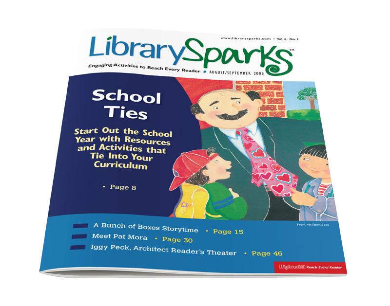 August/September 2008 Cover