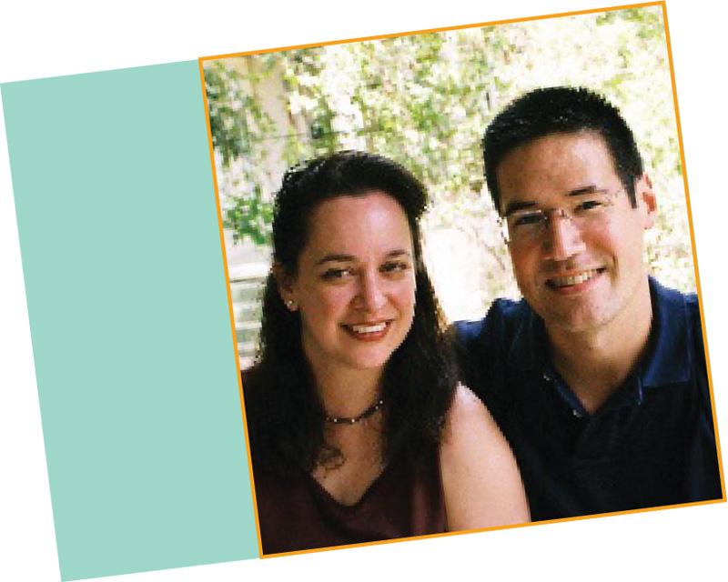December 2007 Meet Greg & Cynthia Leitich Smith